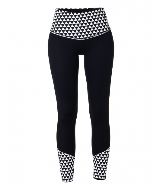 LEGGINGS ATHLEISURE BLANCO Y NEGRO