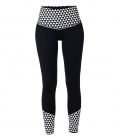 WOMEN LEGGINGS BLACK AND WHITE