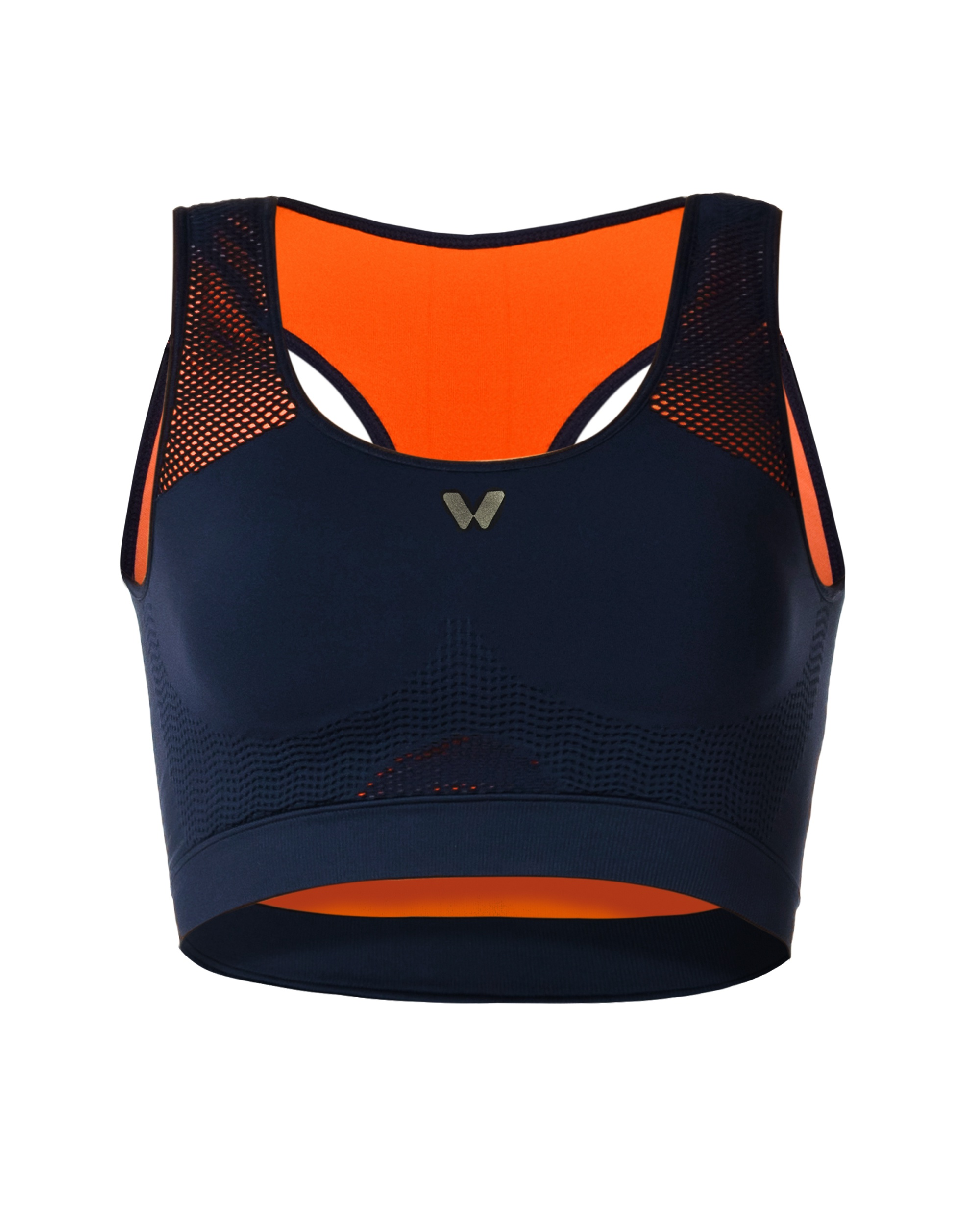 SPORTS BRA SEAMLESS SPORTS BRAS AND TOPS CE IDAWEN - Woman and