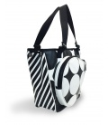 TENNIS TOTE BAG POLKA DOTS TENNIS BAGS CE IDAWEN - Woman and
