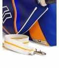 WOMEN TENNIS BAG ORANGE AND BLUE TENNIS BAGS CE IDAWEN - Woman
