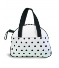 WOMEN TENNIS BAG POLSKA DOTS - TENNIS BAGS - IDAWEN fashion