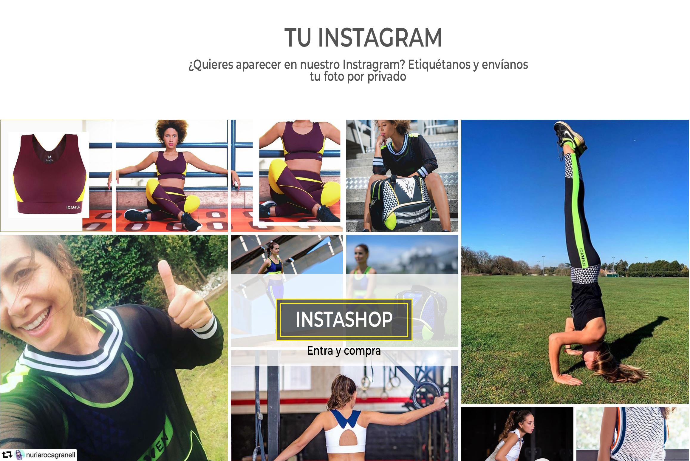 Todos nuestros looks en Instagram